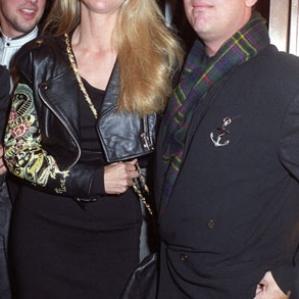 Billy Joel - Christie Brinkley.