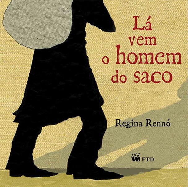 Livro sobre a lenda do homem do saco (Foto: Reprodução)