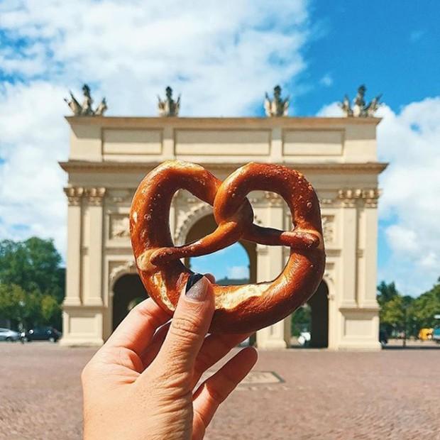 Blog Girl Eat World em Berlim (Foto Reprodução/Instagram)