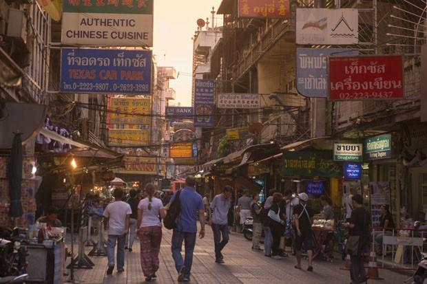 Banquecoque, Tailândia