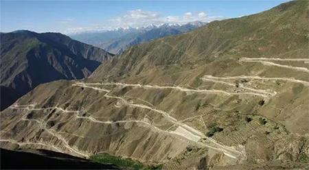 Rodovia-Sichuan