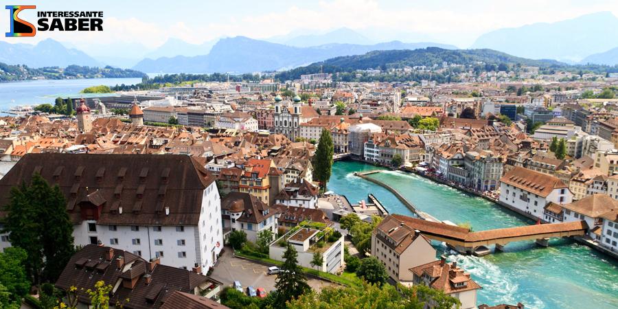 Conheça a mais linda cidade da Suíça!