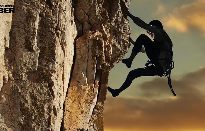 Coragem para viver enfrentando as dificuldades
