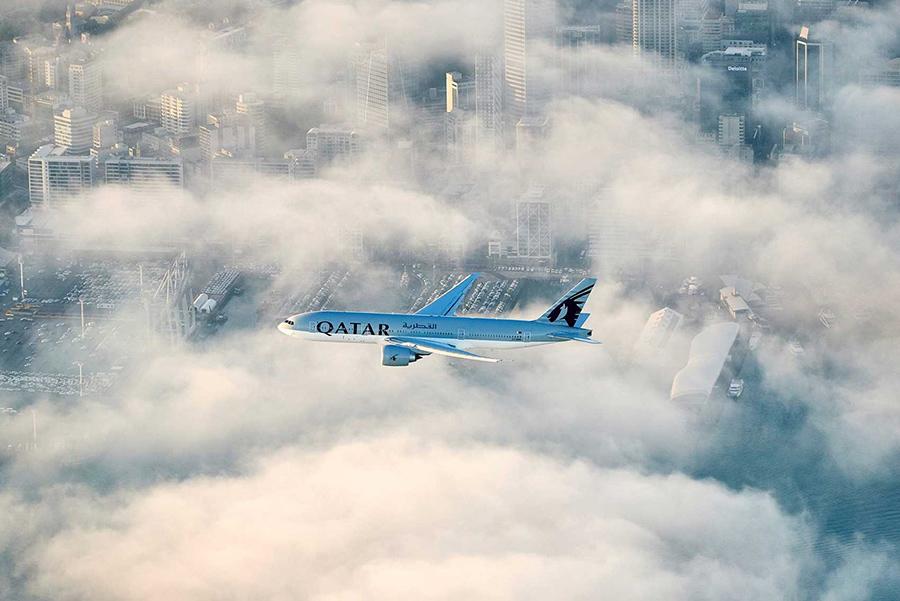 Foto: Qatar Airways/ Reuters.