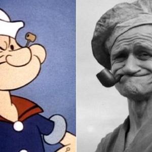 Conheça o homem que inspirou o desenho Popeye