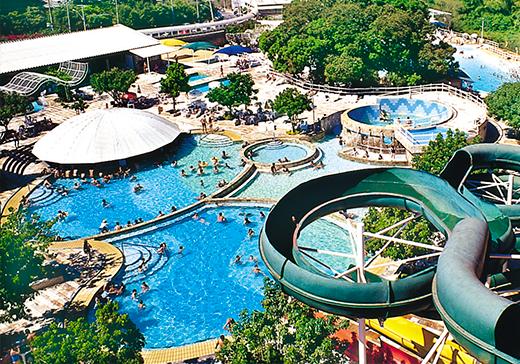 São mais de 20 parques, clubes e resorts de luxo. Foto: Secretaria de Turismo de Caldas Novas.