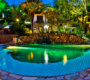 Um paraíso terapêutico com fontes de águas termais e lindas paisagens