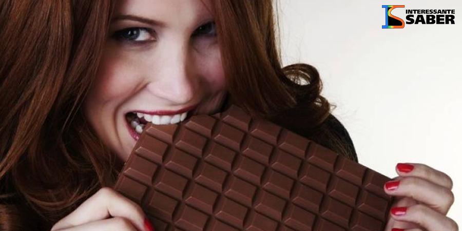 Você sabia que chocolate faz bem para os dentes?