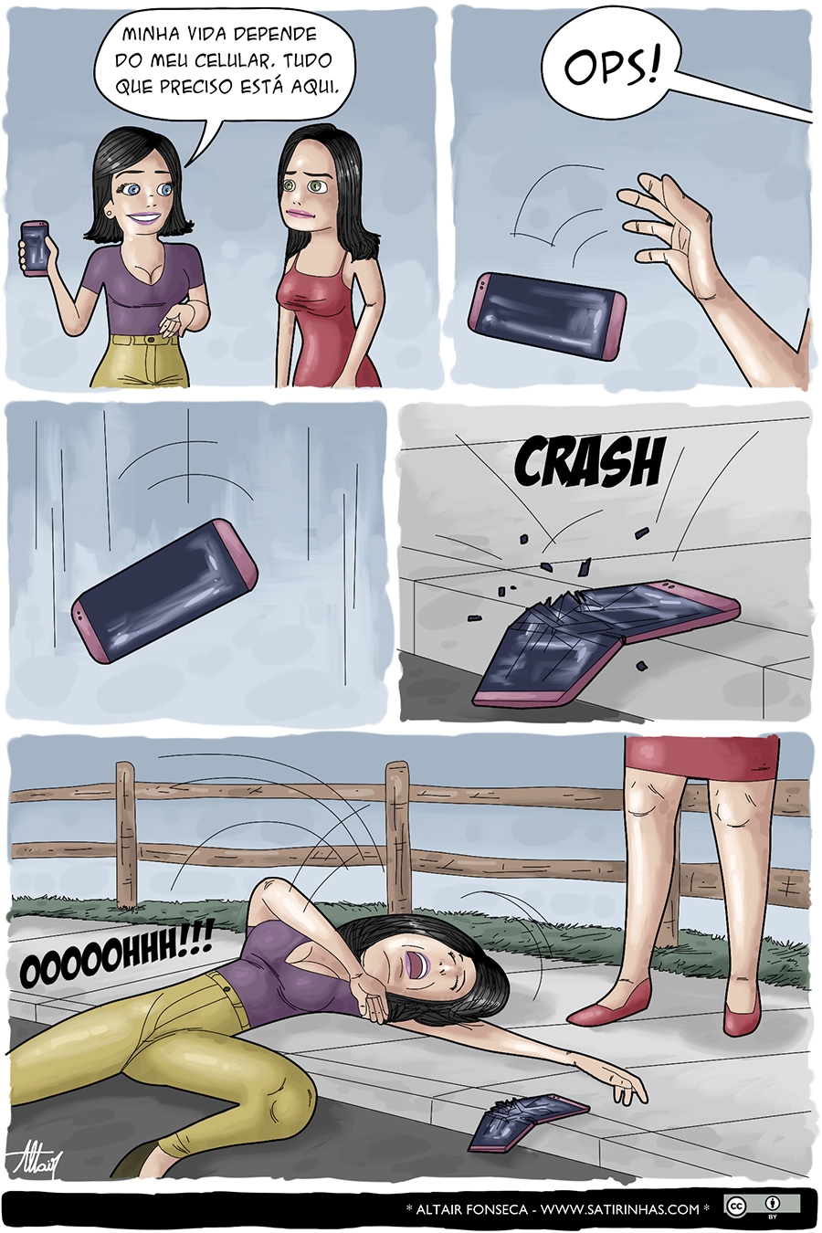 Você não vive sem seu celular? Por que as pessoas dependem tanto da tecnologia?