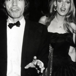 Mick Jagger - Jerry Hall.