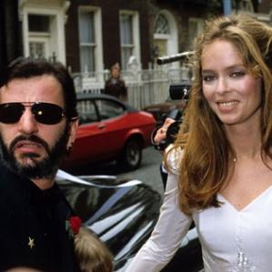 Ringo Star - Barbara Bach.