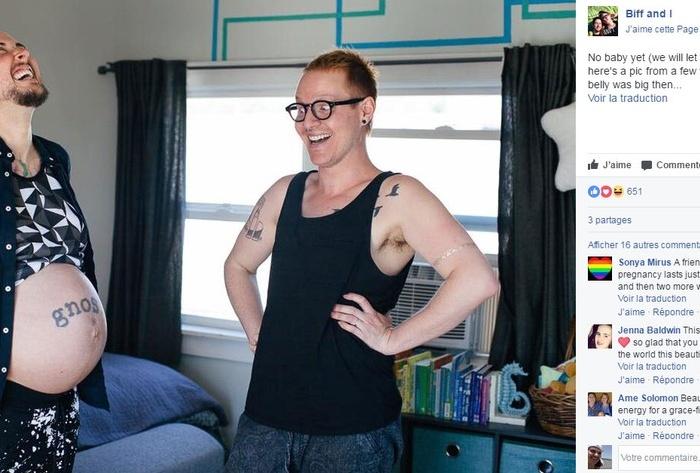 A gravidez de um homem transgênero é arriscada?