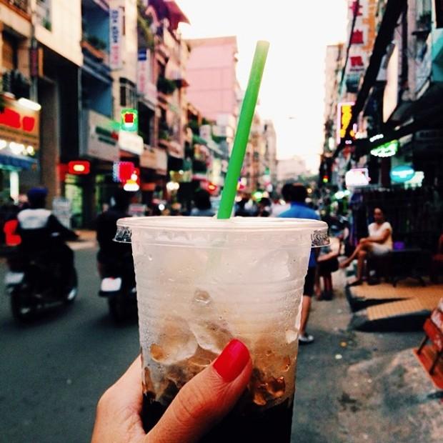 Blog Girl Eat World no Vietnã (Foto Reprodução/Instagram)