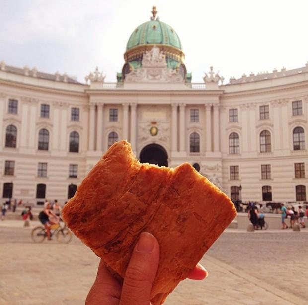 Blog Girl Eat World na Austria (Foto Reprodução/Instagram)