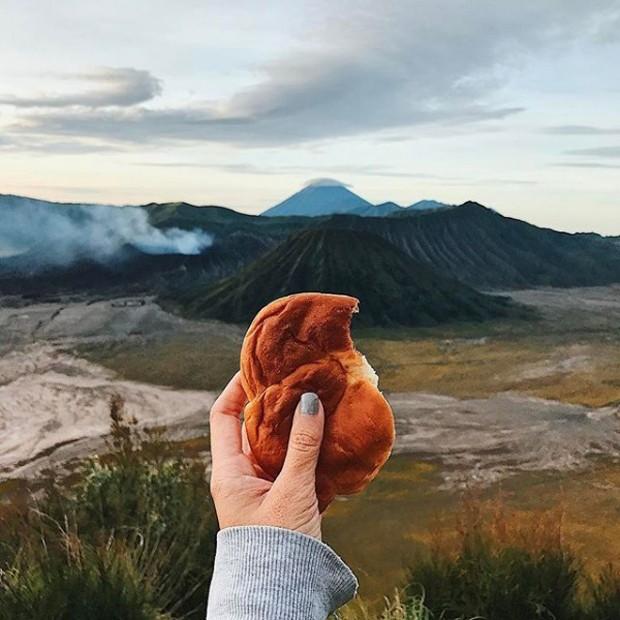 Blog Girl Eat World na Indonésia (Foto Reprodução/Instagram)