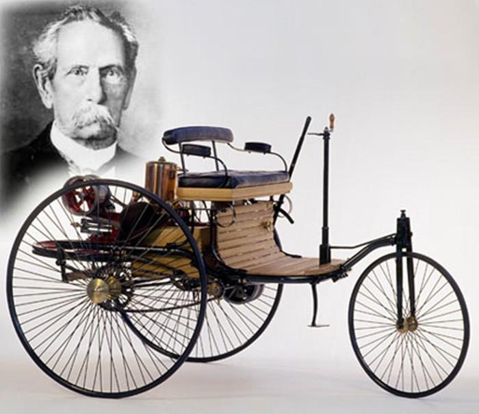 o inventor dos carros