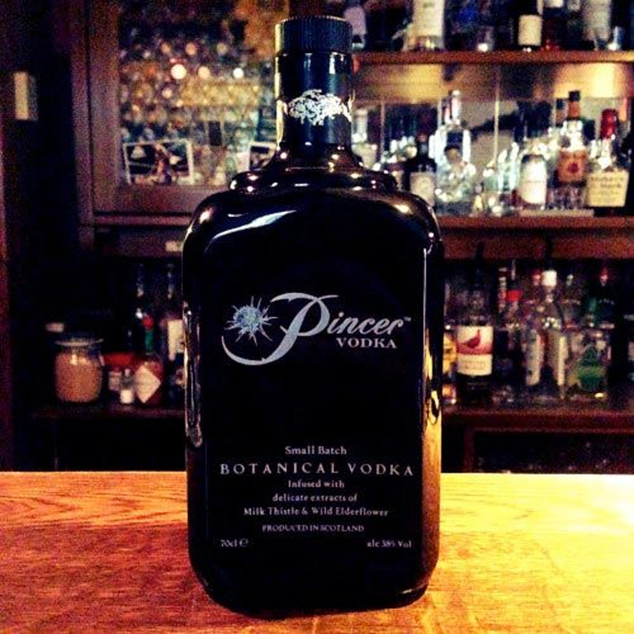 Pincer-Vodka