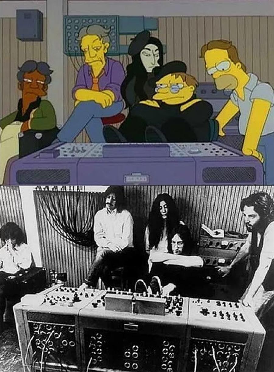 """23 cenas histórias e previsões malucas que apareceram em """"Os Simpsons"""""""