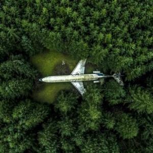 Lindas imagens mostram como seriam paisagens vistas do alto
