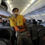 'Peidos' de passageiro obrigam avião a fazer pouso forçado