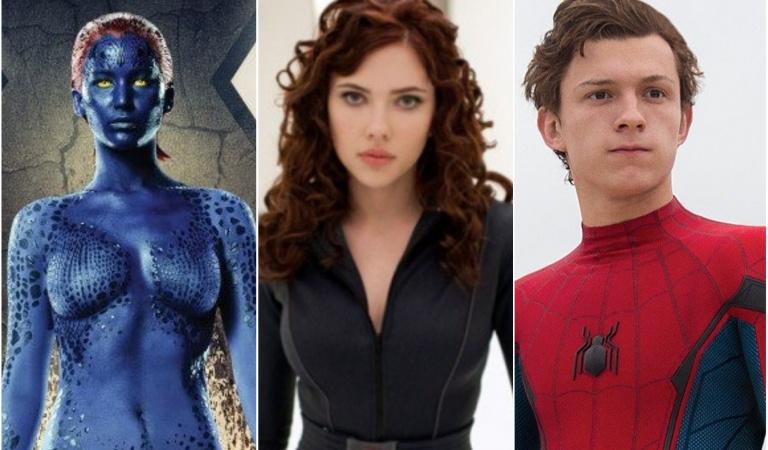 Atores que se sentiram desconfortáveis nas roupas de super-herói e reclamaram