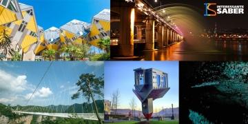 11 atrações incríveis e pouco conhecidas ao redor do mundo