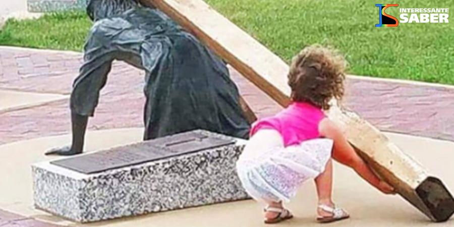 A inocência e a pureza das crianças