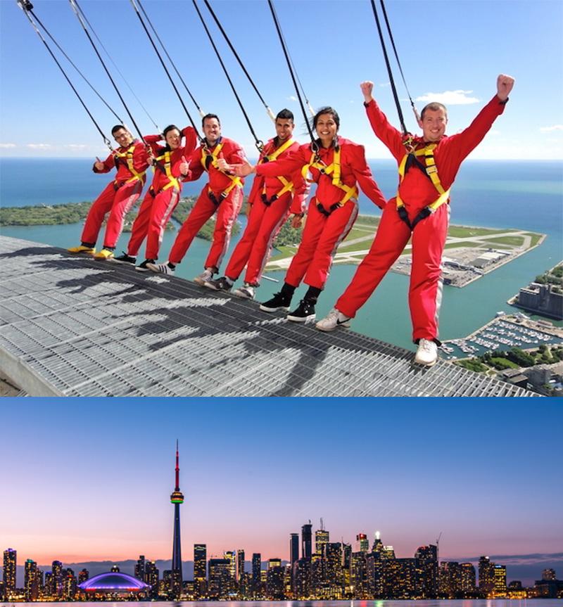 CN Tower, Canadá