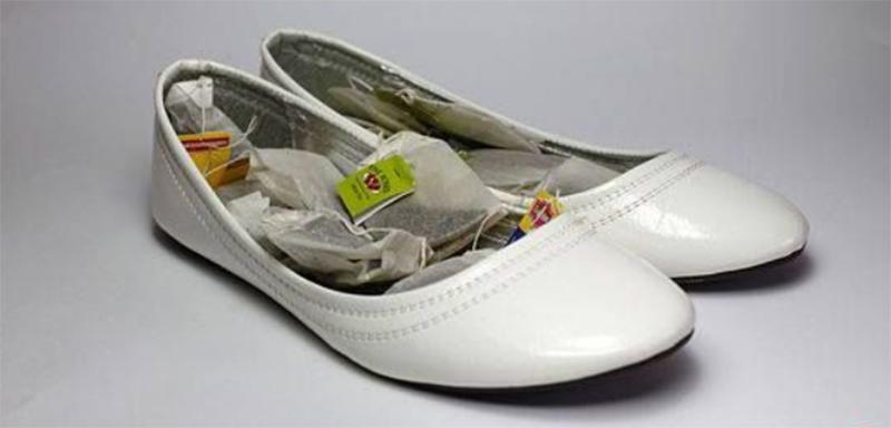 Mau cheiro nos sapatos
