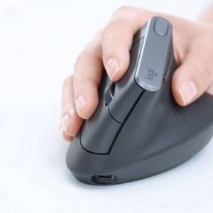 Conheça o novo mouse vertical e entenda como ele funciona