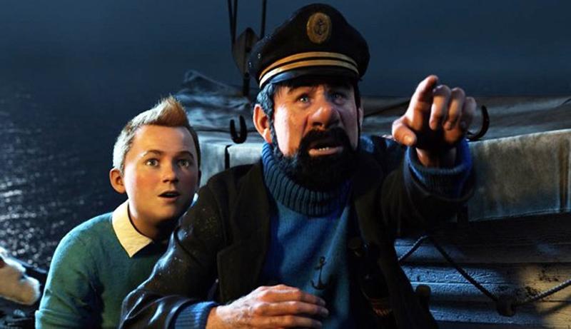 Reprodução: As Aventuras de Tintin
