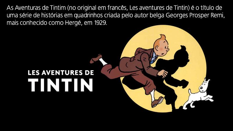 As Aventuras de TinTim