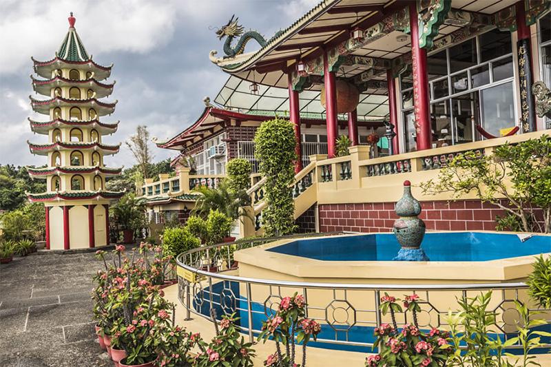 Religião tradicional da China