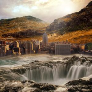 11 cidades que podem desaparecerdo globo