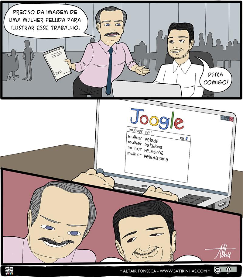 Safadeza na internet