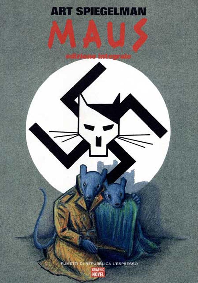 Art Spiegelman maus