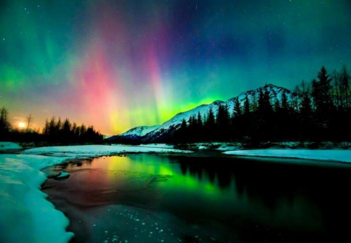 10 fenômenos naturais impressionantes em belas imagens