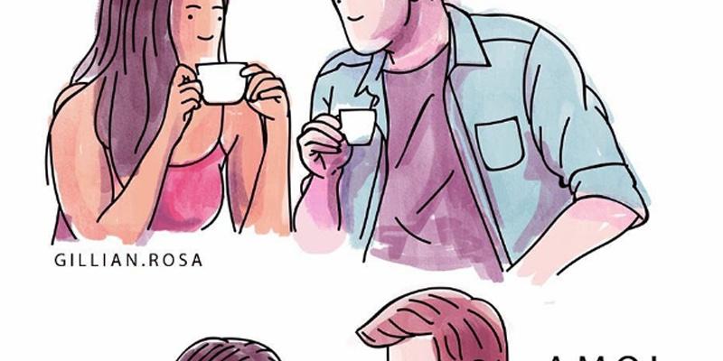 Tem Na Web - Grandes conflitos internos em quadrinhos divertidos