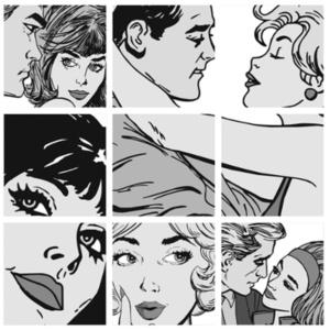 Como e onde surgiram as histórias em quadrinhos?