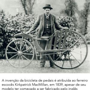 Quem inventou a bicicleta? Descubra algumas curiosidades
