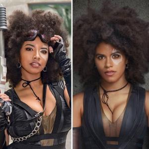 Uma linda cosplayer em 15 imagens impressionantes
