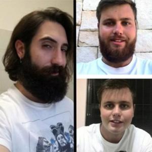 18 imagens mostram como a barba muda o visual