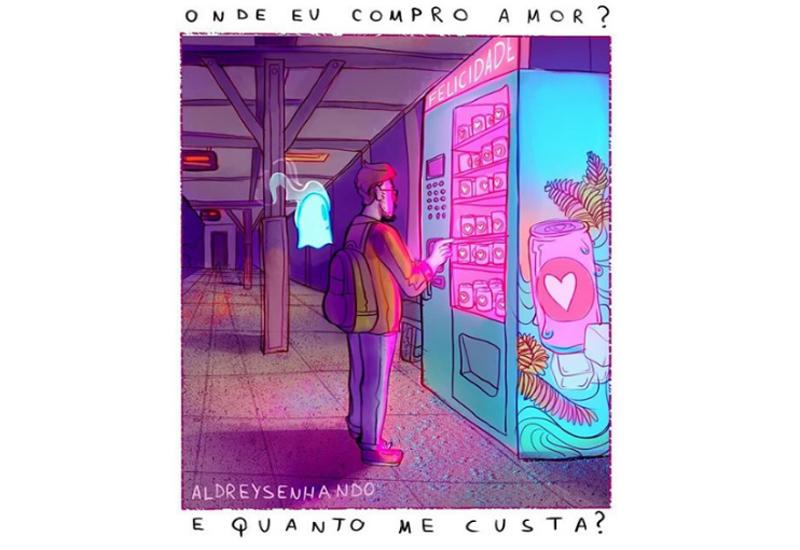 Será que existe um jeito de comprar o amor?