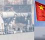 Fotos mostram que China testou canhão de raios