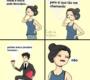 Quadrinhos engraçados do Contos de Um Babaca