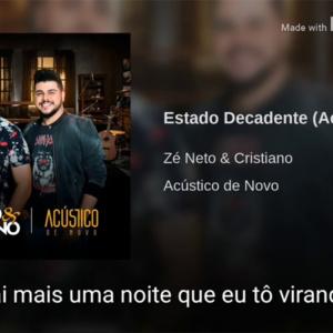 """Zé Neto & Cristiano erram e caem na """"sofrência gramatical"""""""