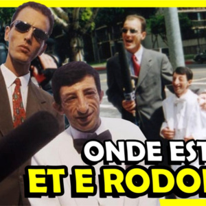 Lembra da dupla ET e Rodolfo? Saiba como estão hoje