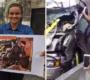 A real história da super-heroína que ajudou a salvar motorista após acidente que matou Boechat