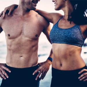 8 maneiras de queimar caloria na praia