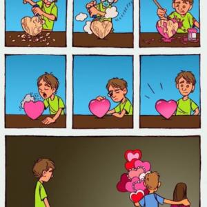 Não entregue o seu coração para a pessoa errada